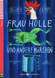 Frau Holle en andere Märchen Buch + Audio-CD