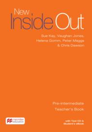 Inside Out New Pre-intermediate  Teacher's Book + eBook Pack