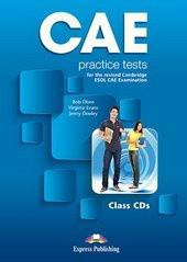 Cae Practice Tests For The Revised Cambridge Esol Class Cd's (set Of 3) Revised