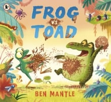 Frog vs Toad