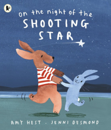 On The Night Of The Shooting Star (Amy Hest, Jenni Desmond)