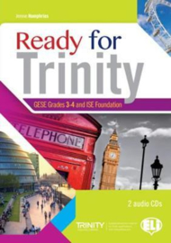Ready For Trinity 3-4 Level With Audio Cd