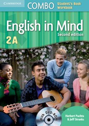 English in Mind Second edition Level2A Combo with DVD-ROM
