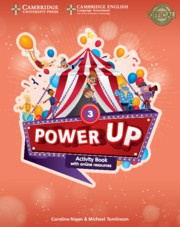 Power Up Level3 Activity Book with Online Resources and Home Booklet