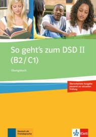 So geht's bij het DSD II (B2/C1) Neue Übungsbuch