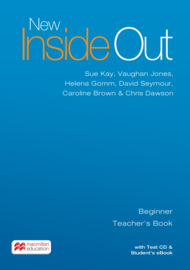 Inside Out New Beginner Teacher's Book + eBook Pack