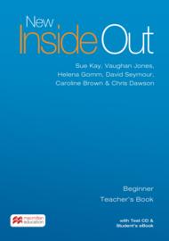 Inside Out New Beginner Teacher's Book + eBook Pack