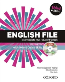 English File 3e Intermediate Plus Students Book