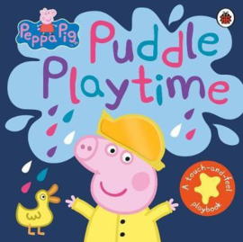 Peppa Pig: Puddle Playtime (touch And Feel)