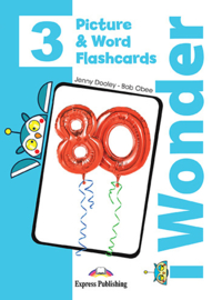 iWonder 3 - Picture & Word Flashcards