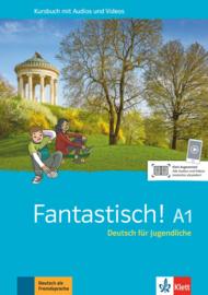 Fantastisch! A1 Studentenboek met Audio en Video