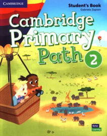 Cambridge Primary Path Level 2 Student's Book with Creative Journal