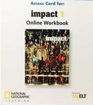 Impact 1 Online Workbook PAC