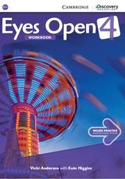 Eyes Open Level4 Workbook with Online Practice