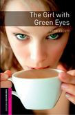 Oxford Bookworms Library Starter Level: The Girl With Green Eyes Audio Pack