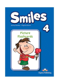 Smiles 4 Picture Flashcards International