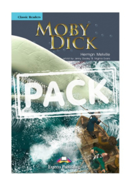 Moby Dick Set With Multi-rom Pal (audio Cd/dvd) & Cross-platform Application