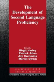 The Development of Second Language Proficiency Paperback