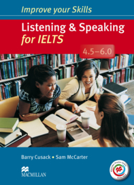 Listening & Speaking for IELTS 4.5-6 Student's Book without key & MPO Pack