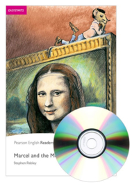 Marcel and the Mona Lisa Book & CD Pack