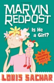Marvin Redpost: Is He a Girl?