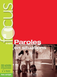 Focus, paroles en situations - A1-B2