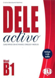 Dele Activo B1 - Sb With Audio Cd With Downloadable Answer Key