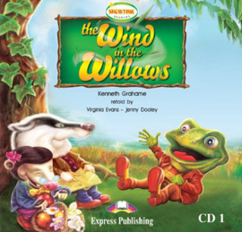 The Wind In The Willows Audio Cd 1