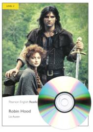 Robin Hood Book & CD Pack