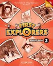 First Explorers Level 2 Activity Book With Online Practice