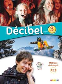 Français, Décibel 3 niveau A2.2 - Méthode de français