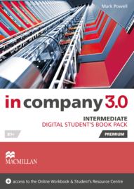 In Company 3.0 Intermediate Level Digital Student's Book Pack Premium