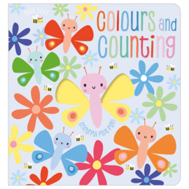 Busy Bees: Colours and Counting