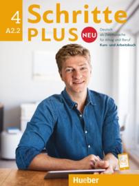 Schritte plus Neu 4 Studentenboek + Werkboek + Audio-CD bij het Werkboek