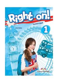 Right On! 1 Teacher's Book (international)