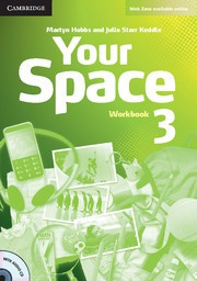 Your Space Level3 Workbook with Audio CD
