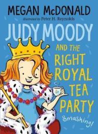 Judy Moody And The Right Royal Tea Party (Megan McDonald, Peter H. Reynolds)