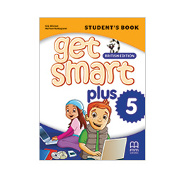 Get Smart Plus 5 Student's Book British Edition