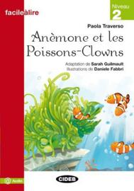 Anémone et les Poissons-Clowns