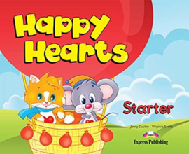 Happy Hearts Starter Pupil's Pack 2 (with Multi-rom Pal)