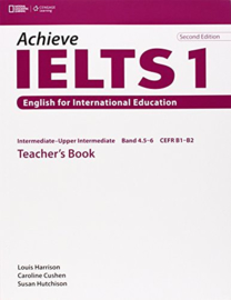 Achieve IELTS 1 Teacher's Book Second Edition