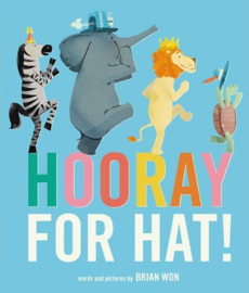 Hooray for Hat! (Brian Won) Paperback / softback