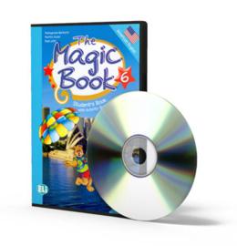 The Magic Book 6 Class Digital Book - Dvd