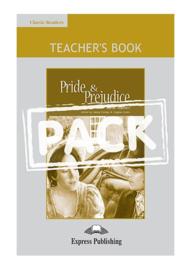 Pride & Prejudice Teacher's Book With Board Game