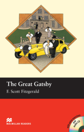 Great Gatsby, The  Reader with Audio CD