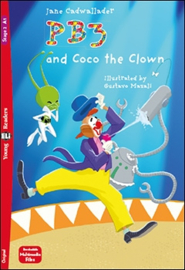 PB3 And Coco The Clown + Downloadable Multimedia
