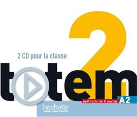 Totem 2 A2 - Méthode de français