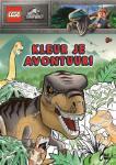 LEGO Jurassic World - Kleur je avontuur! (Paperback / softback)