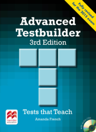 Advanced Testbuilder, 3rd Edition Without Key & Audio CD Pack