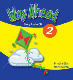 Way Ahead New Edition Level 2 Story CD